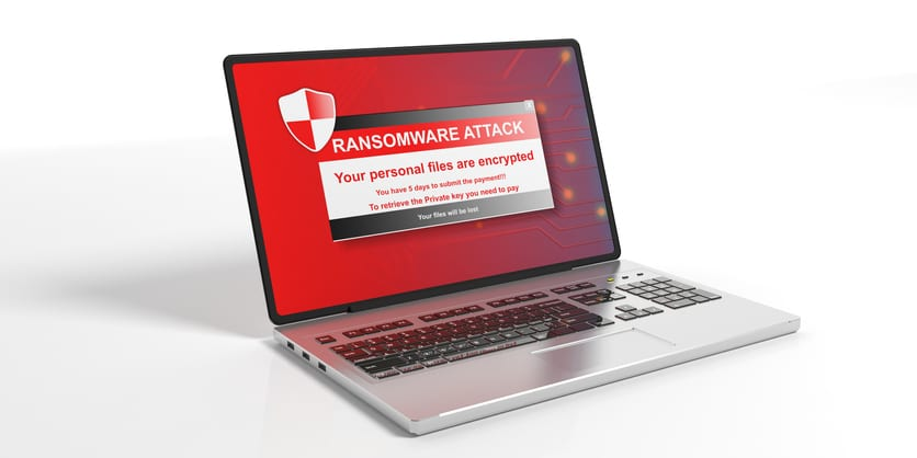 Ransomware a Growing Problem