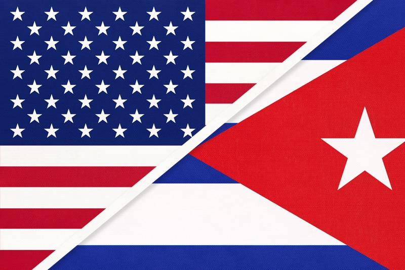 Cuban Asset Control Regulations